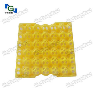 30 Cavities Plastic Injection Egg Trays Mould pictures & photos