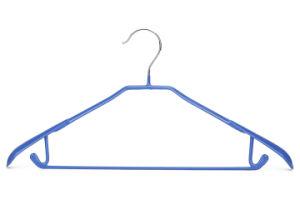 Vinyl Wire Hangers PVC Coated Clothes Laundry Hanger pictures & photos