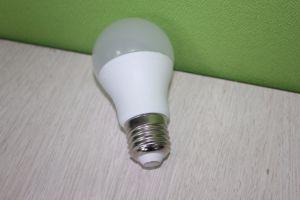 5W 7W 9W 12W A60 Plastic Aluminum LED Bulb pictures & photos