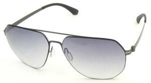 FM171259 New Design Elegent Lady Aviato Shape Metal Sunglasses Mirror Lens pictures & photos