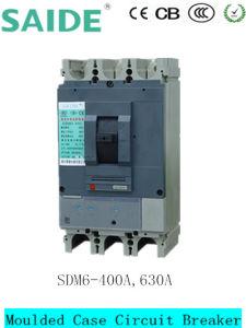 Sdm6 Series Sales Moulded Case Circuit Breaker pictures & photos