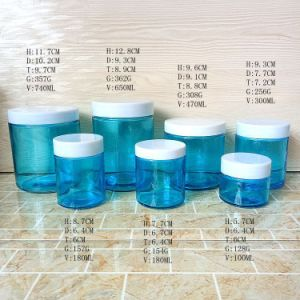 Colored Round Tea Light Glass Candle Jars/Containers 4oz 6oz 8oz 10oz 16oz 24oz on Sale pictures & photos