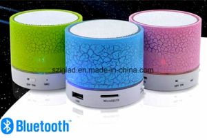 LED Light Portable Wireless TF Card, Hands Free Call Bluetooth Speaker pictures & photos