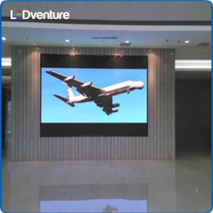Indoor LED Full Color Display Screen for Advertising pictures & photos