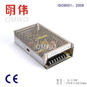150W 15V 10A AC DC LED Power Supply S-150-15 pictures & photos