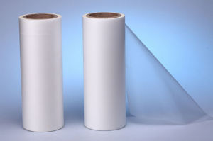 Matte Thermal Transfer Polyester Film / Pet Film /BOPET Film pictures & photos