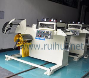Uncoiler Machine Add Gear Lubrication System pictures & photos