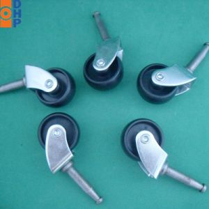 HJF029 Adjustable Cabinet Caster Wheel pictures & photos