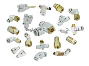 Kq2s Pneumatic One Touch in Fitting SMC Fittings pictures & photos
