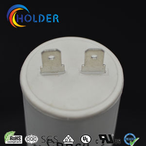 Air Conditioner Capacitor (CBB60 805J/450VAC) with Pins pictures & photos