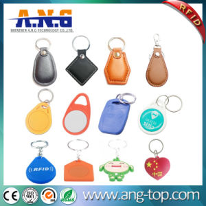 Plastic Proximity RFID Key Fobs for Entry Access Control System pictures & photos