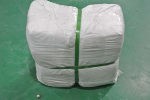 Premium Grade AAA 100% Cotton Rags White Bedsheet Cotton Wipers in Competitive Factory Cost pictures & photos