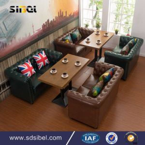 Hot Sale Furniture Cafe Table Restaurant Table/ Fast Food Furniture and Chair Jd-Kt-002 pictures & photos