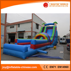 Giant Inflatable Hot Summer Jungle Park Slide (T11-099) pictures & photos