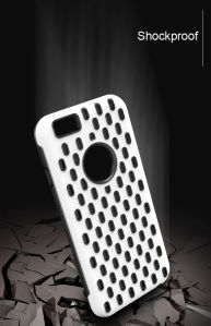 Hollow High Quantity Cell Phone Case for iPhone 6s/6 Plus pictures & photos