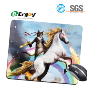 Non Slip Computer Rubber Mouse Pad. Rubber Mouse Mat pictures & photos