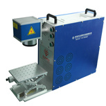 Portable Fiber Laser Marking Machinery pictures & photos