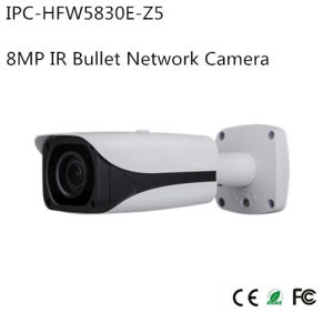 4k IP Camera Ipc-Hfw5830e-Z5 8MP IR Bullet Network Camera (IPC-HFW5830E-Z5) pictures & photos