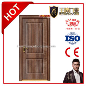 Flush Cheap Interior Door MDF Laminated for Bedroom pictures & photos