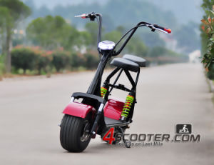 6inch Tyre Citycoco/Seev/Woqu Electric Scooter 500W Citycoco Scooter pictures & photos