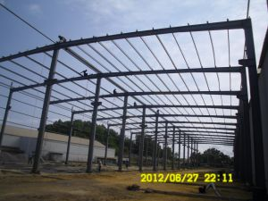 Factory Price Steel Structure Workshop and Prefabricated Steel Structure Building pictures & photos