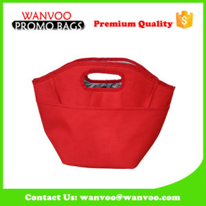 Hot Thermal Insulation & Cooling Pack Bag for Outdoor Travel Picnic with Beer Bottle Can and Food pictures & photos