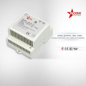 Hot Selling Dr-60-12 60W 12V 5A DIN Rail DC Power Supply