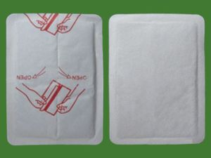 The Best Selling Products Factory Production of Warm Female Uterus Pain Relief Patch pictures & photos