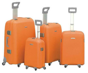 PP 4 Universal Wheel Trolley Case 4 in One Set pictures & photos