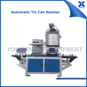 Automatic Food Chemical Round Metal Can Capper pictures & photos