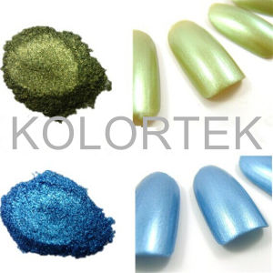 Metallic Aluminum Powder Pigment Cosmetic Grade pictures & photos