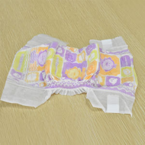 Baby Care Diaper Disposable Nappy Breathable pictures & photos