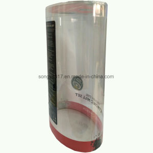 Custom PVC Clear Plastic Cylinder pictures & photos