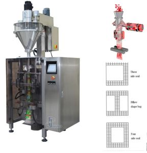 2017 New Automatic Vffs Powder Packing Machine pictures & photos