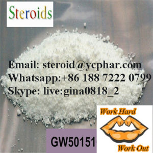 Sarms GSK-516 Raw Steroid Cardarine Gw501516 for Bodybuilding pictures & photos