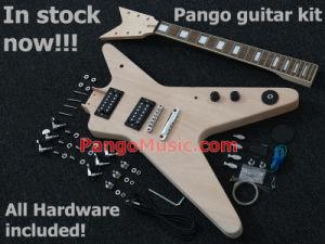 Pango Music DIY Electric Guitar Kit / DIY Guitar (PEX-814K) pictures & photos