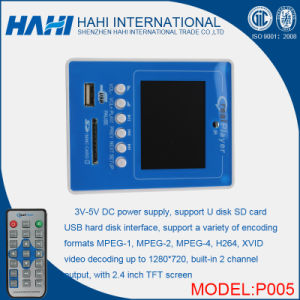 Newest WMA/MP3 Decoder Board (HH-P005) pictures & photos