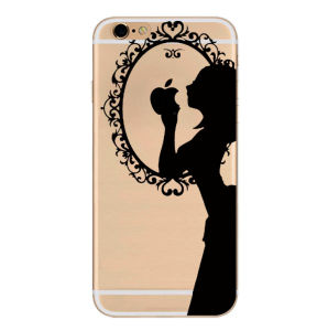 Sexy Lady Cartoon TPU Mobile Phone Case for iPhone 5/6/7 pictures & photos
