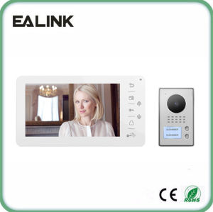 Popular Video Door Phone Kit for Home Security pictures & photos