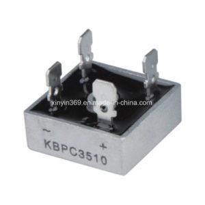 Kbpc3510 Bridge Rectifier Diode Module pictures & photos
