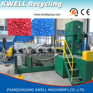Plastic Recycling/PP Granulating Machine with Side Force Feeder pictures & photos