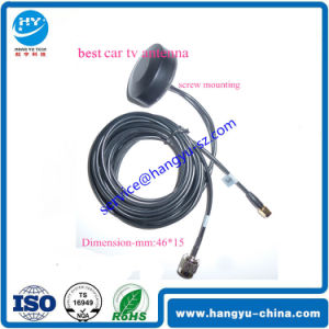 New Design for Best Car TV GPS Antenna with N Male and SMA Connector pictures & photos