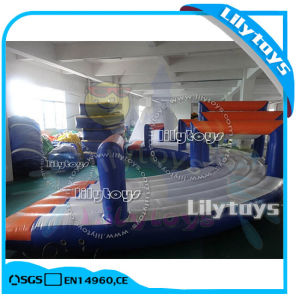 Inflatable Water Games / Floating Sport Aqua Park for Sale pictures & photos