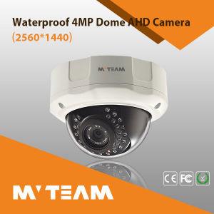 3MP 4MP Vandalproof Ik10 Dome China Surveillance Camera Wholesale (MVT-AH26F/W) pictures & photos