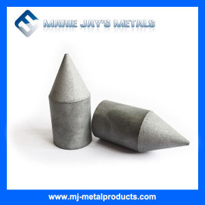 High Performance Tungsten Carbide Inserts Buttons with Sharp Top pictures & photos