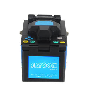 Skycom Cable Fusion Splicer (T-108) Low Price and Japanese Quality pictures & photos