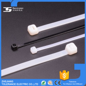 Self Locking PA 66 Cable Ties, Plastic Nylon Tie pictures & photos
