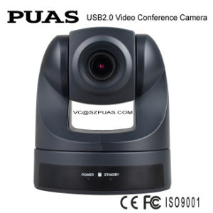 3xoptical Zoom Camera PTZ USB Video Conference Campatible for Conference System (OU103-M) pictures & photos