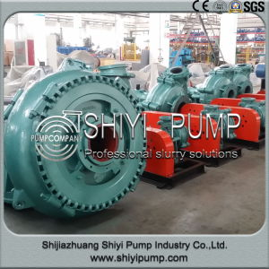 Heavy Duty Slurry Pump for Heavy Mineral Processing & River Dredging pictures & photos