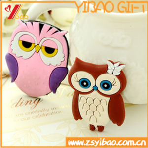 Owl Fridge Magnet Cutomed Logo (YB-HR-9) pictures & photos